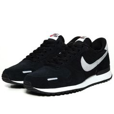 Nike Air Vortex LTR (100 CAD) ❤ liked on Polyvore featuring men's fashion, men's shoes, men's sneakers, shoes, sneakers, nike, flats, footwear, men and nike mens shoes