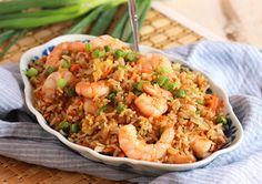 Here's an Easy Shrimp Fried Rice Recipe.