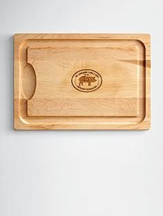 Top Quality Unique Personalized Gifts at Red Envelope via http://www.AmericasMall.com/redenvelope-gifts Personalized cutting board from Red Envelop. #redenvelope #gifts #personalizedgifts