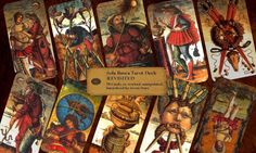 TAROT Completely Revised Sola Busca from XV by tarotbyseven