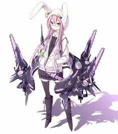 What anime it this Female Character Design, Character Design Inspiration, Character Concept, Character Art, Cyberpunk Anime, Mecha Anime, Anime Comics, Manga Art, Anime Art