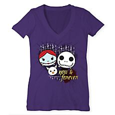 The Nightmare Before Christmas ''Tsum Tsum'' Tee for Women - Limited Release