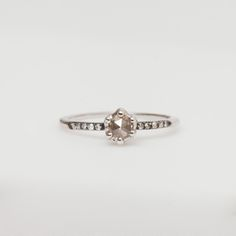 MANIAMANIA - Entity Solitaire Ring