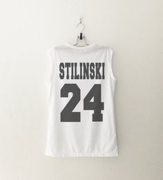 Teen Wolf Stiles Stilinski T-Shirt womens girls teens unisex grunge tumblr instagram blogger punk dope swag hype hipster gifts merch  ►Measurement  ►Size S - Bust 36 inches or 91 cm - Length 27 inches (from shoulder to bottom)  ►Size M - Bust 38 inches or 96 cm - Length 28 inches (from shoulder to bottom)  ►Size L - Bust 40 inches or 101 cm - Length 28 inches (from shoulder to bottom)  COLOR: WHITE Material: 60/40 Cotton Poly blend  Please check measurement before purchase  ►Payment Payment…