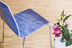 Einrichtungsidee Küchenstuhl: Mit eigenen Motiven Akzente setzen! Corporate Design, Photo Mural, Art Print, Creative, Brand Design