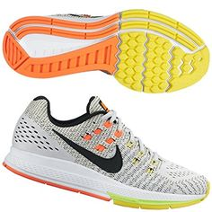 Nike Air Zoom Structure 19 Running Shoe Womens Running Shoes Grey New 8 PR  PLTNMBLKOPT YLLWHYPR ORN    Visit the image link more details. 566627794
