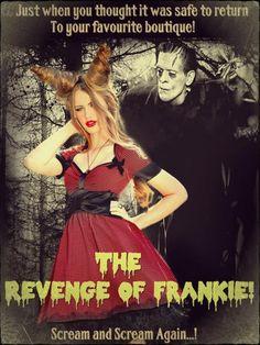 Revenge Of Frankie Dress - Revenge Of Frankie - Collections