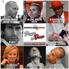 Avete ancora qualche giorno di tempo per accedere al primo scaglione di tariffe promozionali per Pasqua in Danza 2 3 e 4 Aprile 2015!!!!!!!!!!!!!!!La scadenza è il 27 Febbraio!!!!!! L'eccellenza della Danza a Montecatini Danza presso Officina delle Arti  Tutte le info sul sito www.montecatinidanza.it
