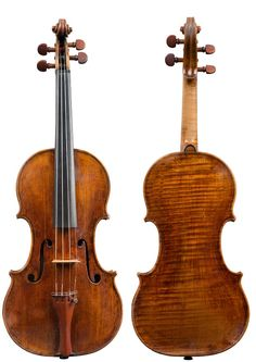 The 1700 Goffriller violin, belonging to London violinist Carol Slater, was stolen from a Gatwick Express train at the end of March