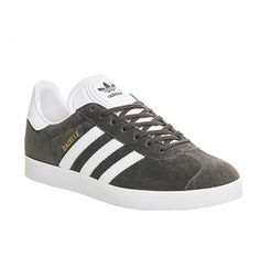 Adidas Gazelle Dgh Solid Grey White Gold Met - His trainers