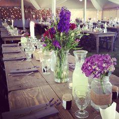 Farm Wedding  Wedding Coordination: Lasting Impressions Weddings  www.lastingimpressionsweddings.com