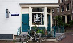 #hotspot #amsterdam #bar #restaurant #food #weteringstraat #coffee #backtoblack #bar #koffie