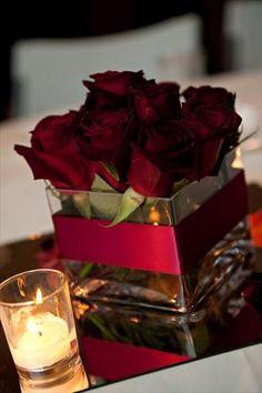 candle decorationsbwedding