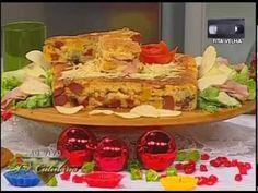 Palmirinha - Cachorro Quente de Forno - Tv Culinária 2006