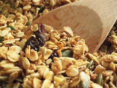 Loaded Coconut Oil Granola