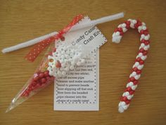 Hey, I found this really awesome Etsy listing at https://www.etsy.com/listing/251850215/christmas-craft-kit-for-kids-candy-cane