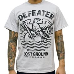 Defeater - Lost Ground | T-Shirt