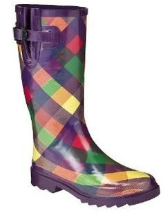 Target: Rain Boots for $15.30 and Rain Coat for $22.49 | http://www.passionforsavings.com/deal/2010/12/target-rain-boots-for-15-30-rain-coat-for-22-49/