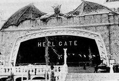 Hell Gate, Dreamland, Coney Island, New York