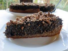 Vegan Gluten-free Mohnkuchen Poppyseed Cake
