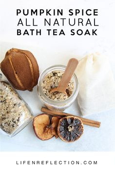 Natural Beauty Remedies DIY Pumpkin Spice Bath Tea, for an Autumn Soak - DIY Pumpkin Spice Bath Tea, a must for an Autumn Soak in the tub! Made with real pumpkin seed oil and quinoa for youthful skin. Pumpkin Seed Oil, Diy Pumpkin, Pumpkin Spice, Diy Beauty, Beauty Hacks, Beauty Tips, Beauty Products, Homemade Beauty, Homemade Tea
