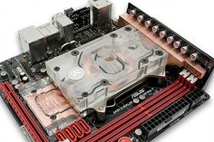 EK Introduces Maximus VI Impact Water Cooling Solution