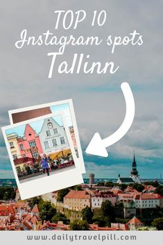 Discover the top 10 photography spots in Tallinn, Estonia. These places will be the perfect backdrop for your Instagram photos and feed. Baltic Sea Cruise, Top 10 Instagram, Estonia Travel, Europe Travel Guide, Travel Guides, Travel List, Cruise Destinations, Cool Places To Visit, Trip Planning