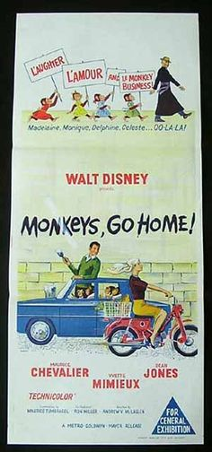 dean jones disney movies | ... Go Home! (1967)Stars: Maurice Chevalier, Dean Jones, Yvette Mimieux