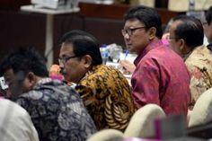 Bahas Polemik BP Batam Mendagri Raker Dengan Komisi II DPR