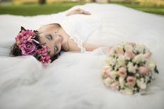 #wedding #bride #bridemaids