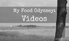My Food Odyssey: Videos Board Cover Videos, Board, Cover, Planks