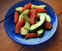 Avocado and, grapefruit Salad is easy to make, packed with nutrition & totally delicious. This recipe is compliant with paleo, 21DSD, Whole30 and the paleo autoimmune protocol (AIP).