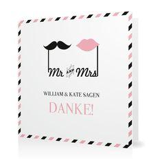 Dankeskarte Mr & Mrs in Sorbet - Klappkarte quadratisch #Hochzeit #Hochzeitskarten #Danksagung #Foto #modern #Typo https://www.goldbek.de/hochzeit/hochzeitskarten/danksagung/dankeskarte-mr-und-mrs?color=sorbet&design=17d2f&utm_campaign=autoproducts