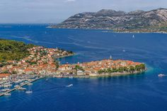 Small-Group Korcula Day Tour from Dubrovnik in Croatia Europe Dubrovnik, Beautiful Islands, Beautiful Places, Croatian Islands, Croatian Coast, Les Cascades, Belle Villa, Countries To Visit, European Destination