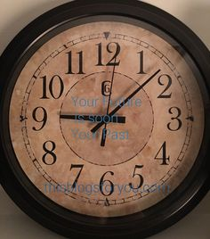 Model 2156 Odd clock series (This clock is only decorative and run ...