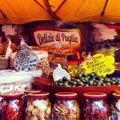 Delizie di #Puglia dalla #Fòcara di Novoli, nel #Salento