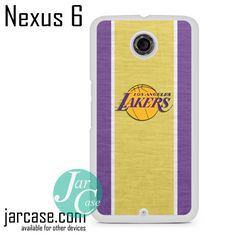 Lakers Phone case for Nexus 4/5/6