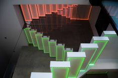 Achieve crazy light effects with Siller Stairs