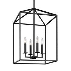 Odie 4-Light Foyer Pendant #birchlane $178