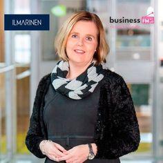 Business FM:n Iltapäivän haastattelussa Ilmarisen työhyvinvointijohtaja Kati Huoponen by BusinessFM