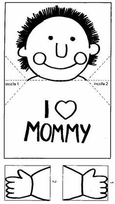 anneler günü kartı (2)