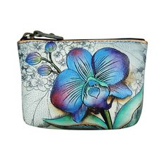 Anuschka Small Coin Purse 9 Colors Women/'s SLG Other NEW
