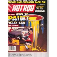 Hot Rod Magazine March 1985 | $5.01