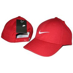 Nike Hats Red