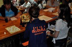 Die Bingo aande by Dibiki sorg vir ure se pret. Bingo nights at Dibiki provide hours of fun.