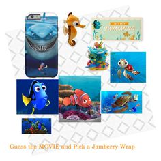 Jamberry nail wrap Jamberry game Facebook Game Guess the Movie Pick a Jamberry Wrap for the movie Pick a Jam for the movie FINDING NEMO