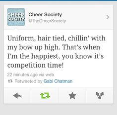 Seriously though! This would be cute for them to sing before a competition. ~ Showed this to her and she liked it!