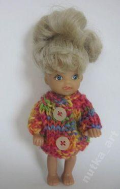 Ubranko dla lalki SHELLY, KELLY, EVI - ok. 11 cm
