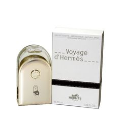 Voyage D'Hermes EDT 35ml - Has a warm spicy, citrus, floral, green, rose and amber notes.