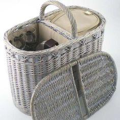 Love, love, love Longaberger - Picnic Hamper basket
